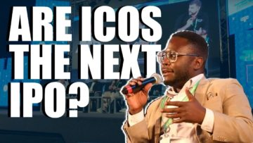 Are ICOs The Next IPO? International Blockchain Congress