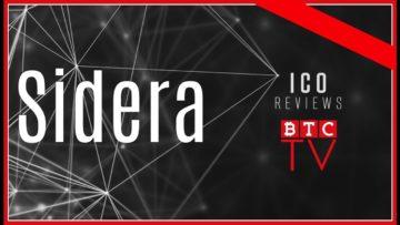 Win $1000 at Sidera ICO Review | BTC TV