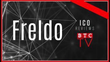 FRELDO ICO Interview And Review | Win $1000 | BTC TV