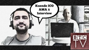 Kuende ICO AMA On Latest Updates & Interview | BTC TV