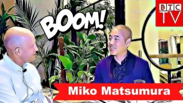 Miko Matsumura EXCLUSIVE Interview | Daily Life + Win A Book | BTC TV