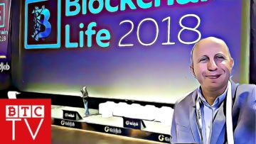 Visiting Blockchain Life 2018 St.Petersburg | Best Interviews and ICOs Projects | BTCTV