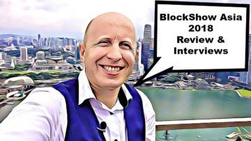 Blockshow Asia 2018 Singapore | Best Interviews & Projects | BTC TV