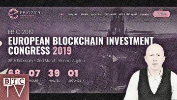 EBIC 2019 Congress   Interview with Vladimir Belozerov   BTCTV