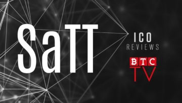 SaTT ICO Review | Win $1,000 For Your Question | BTCTV
