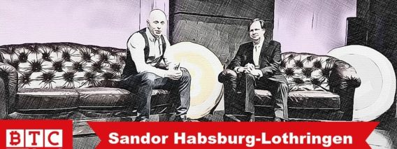 Austria Imperial Family And Blockchain | Sandor Habsburg | Exclusive Interview