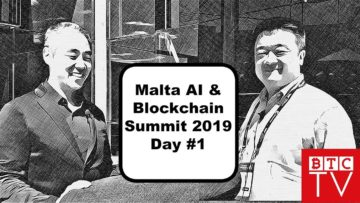 Malta AI & Blockchain Summit 2019 | Day 1 | Miko Matsumura | Bobby Lee | BTC TV