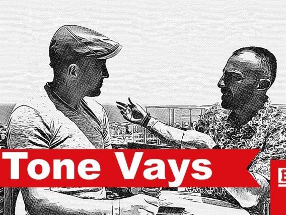 Tone Vays | Bitcoin Evangelist?! | Exclusive Interview and Win $100 | BTCTV