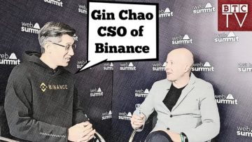 Gin Chao – CSO of Binance | Exclusive Interview | BTCTV