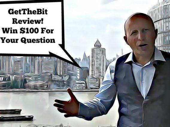 GetTheBit IEO Review | Win $100 For Your Question | BTCTV